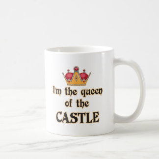 Queen of the Castle Coffee Mug