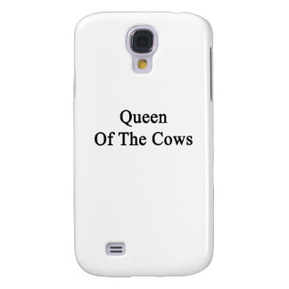 Queen Of The Cows Galaxy S4 Covers