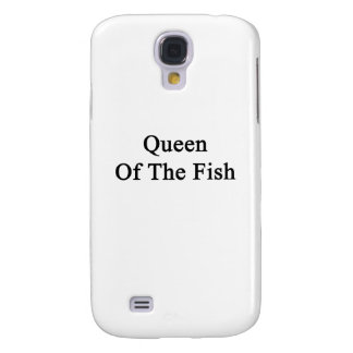 Queen Of The Fish Galaxy S4 Covers