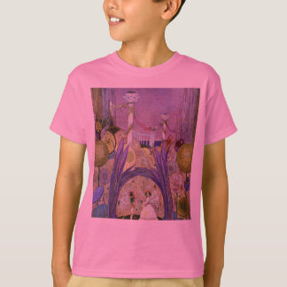 Queen of the Flowers Fairy Tale Shirt