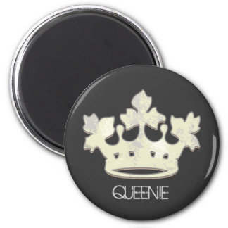 Queen of the Forest Fridge Magnet