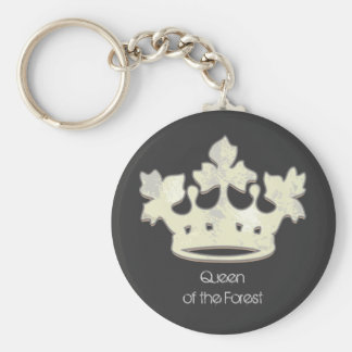 Queen of the Forest Key Chains