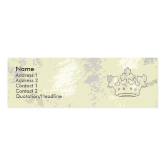 Queen of the Forest Pack Of Skinny Business Cards