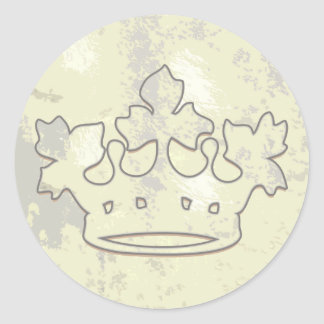 Queen of the Forest Stickers