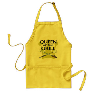 Queen of the Grill Standard Apron