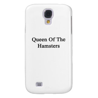 Queen Of The Hamsters Galaxy S4 Cases