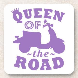Queen of the Road - Purple Coaster