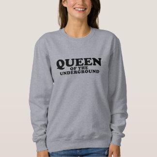Queen Of The Underground Sweatshirt