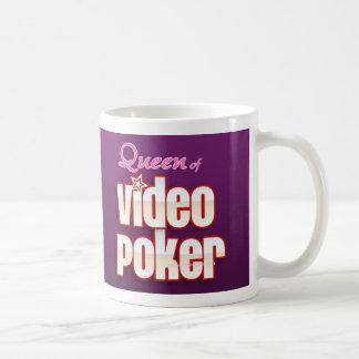 Queen Of Video Poker Mug