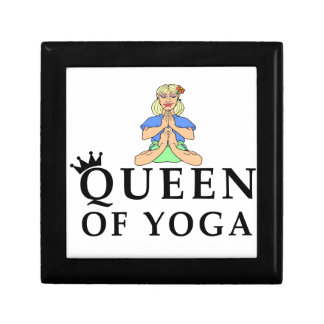 queen of yoga gift box