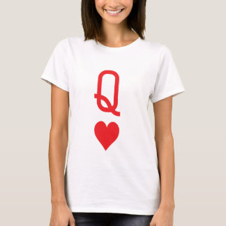 Queen or hearts T-Shirt