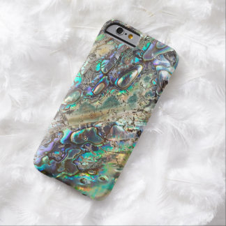 Queen paua shell barely there iPhone 6 case