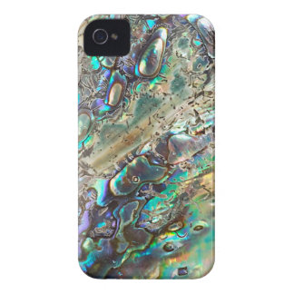 Queen paua shell iPhone 4 cases