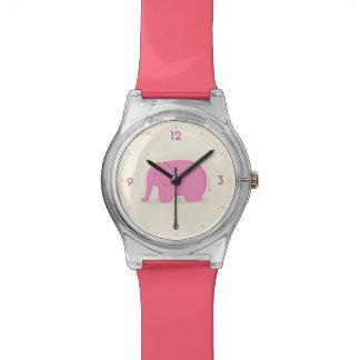 Queen Pink Elephant Watch