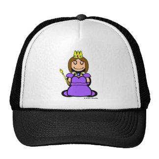 Queen (plain) cap