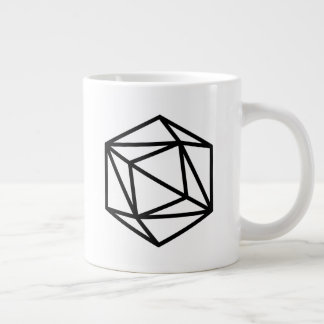 Queen (positive) / Large Mug