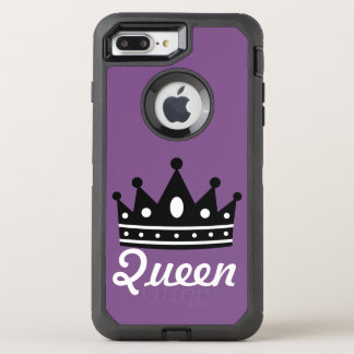 Queen, Purple Otterbox Case