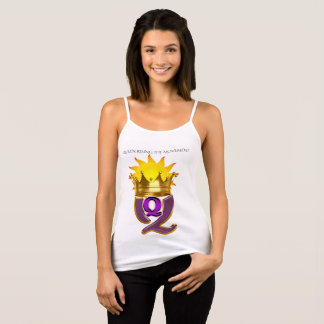 QUEEN RISING THE MOVEMENT SINGLET