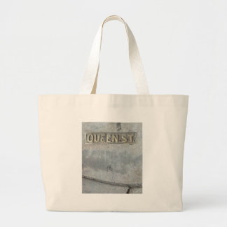 Queen Street...Get Your Royalty On! Large Tote Bag