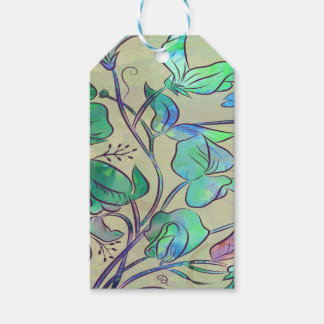 Queen Sweet Pea Gift Tags