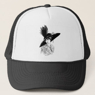 Queen Trucker Hat