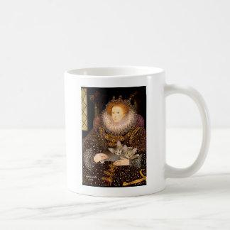 Queen - Two Tabby Kittens Coffee Mug