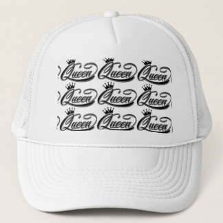 Queen Unisex Trucker's Hat