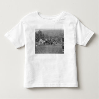 Queen Victoria presenting colours Toddler T-Shirt