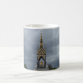 Queen Victoria & Prince Albert White Coffee Mug