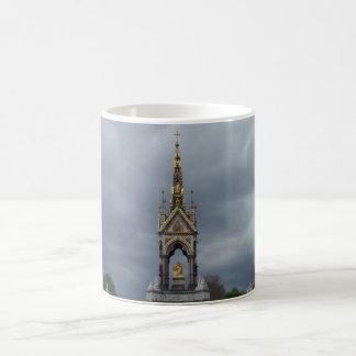 Queen Victoria & Prince Albert White Coffee Mug