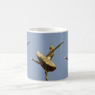 Queen Victoria White Coffee Mug