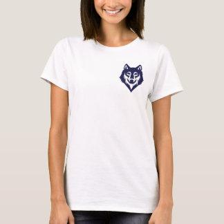 Queen Wolfie womens T T-Shirt