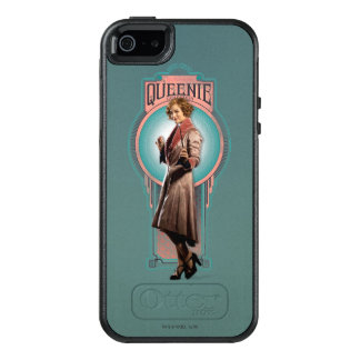 Queenie Goldstein Art Deco Panel OtterBox iPhone 5/5s/SE Case