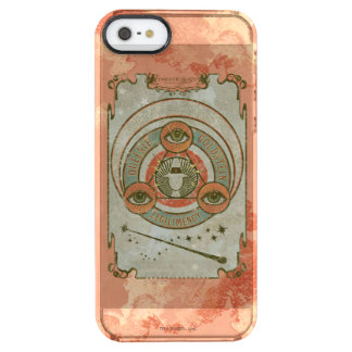Queenie Goldstein Legilimency Graphic Clear iPhone SE/5/5s Case
