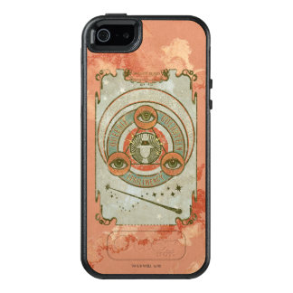 Queenie Goldstein Legilimency Graphic OtterBox iPhone 5/5s/SE Case
