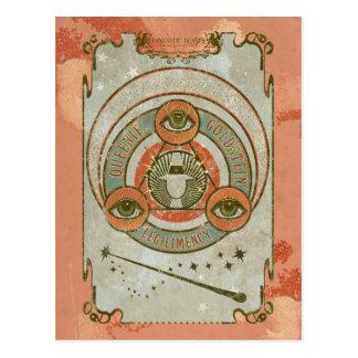 Queenie Goldstein Legilimency Graphic Postcard