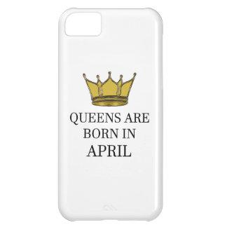 Queens Are Born In April iPhone 5C Case