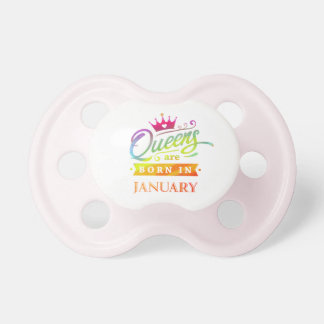 Queens are born in January Birthday Gift Dummy