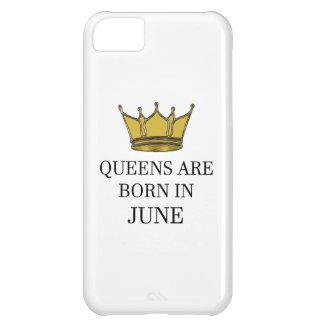 Queens Are Born In June iPhone 5C Case