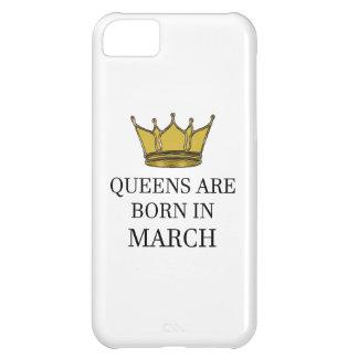 Queens Are Born In March iPhone 5C Case