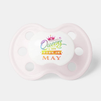 Queens are born in May Birthday Gift Dummy