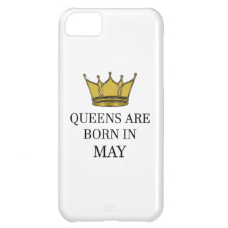 Queens Are Born In May iPhone 5C Case