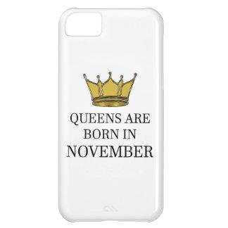 Queens Are Born In November iPhone 5C Case