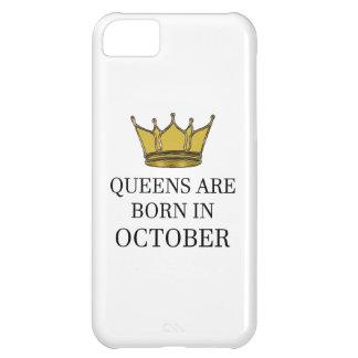 Queens Are Born In October iPhone 5C Case