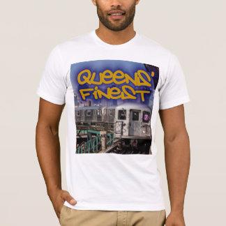 Queens' Finest T-Shirt