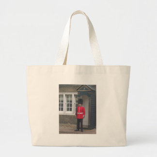 Queen's Guard Tote Bags