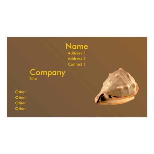 Queens Helmet Business Cards