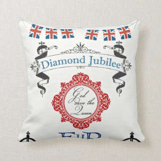 Queen's Jubilee Cushion
