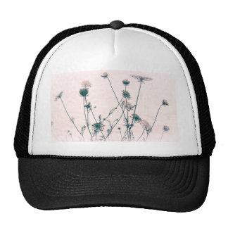 Queen's Lace Flowers Trucker Hat