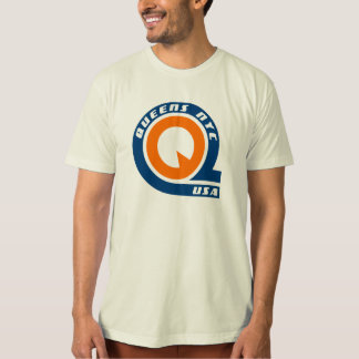 """Queens New York """"Q"""" graphic shirt"""